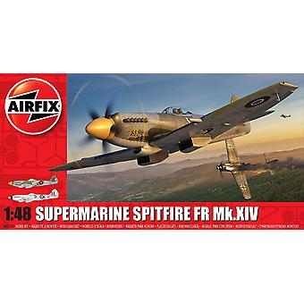 Airfix A05135 Supermarine Spitfire XIV 1:48 Scale Model Kit