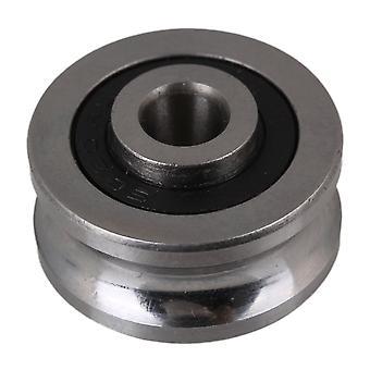 6 x 24 x 11mm SG20 Bearing Steel Pulley Sealed U Groove Bearing SG20