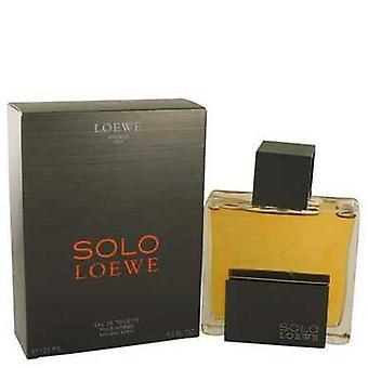 Solo Loewe van Loewe Eau de toilette spray 4,2 oz (heren) V728-461924