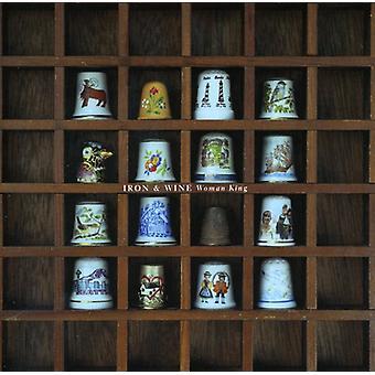 Iron & Wine - Woman King [CD] USA import