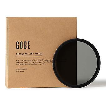 Gobe 77mm nd64 (6 stop) nd lens filter (2peak)