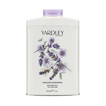 Yardley English Lavender Perfumed Talc