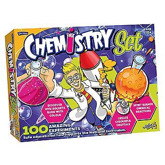 John Adams Action Science Chemistry Set