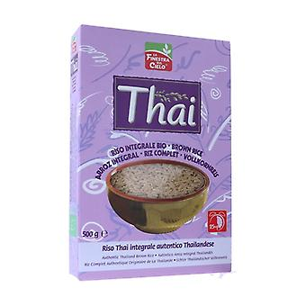 Thai Brown Rice None