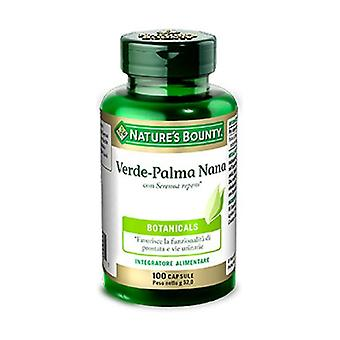 Green-dwarf palm 100 capsules