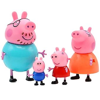 Peppa Pig, Pig Family Action Figure