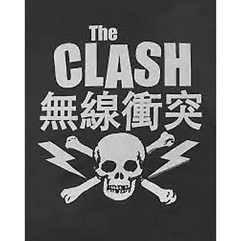 Amplified The Clash Bolt Vintage T-Shirt