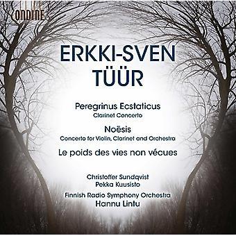 Tuur / Sundqvist / Lintu - Erkki-Sven Tuur: Peregrinus Ecstaticus [CD] USA import