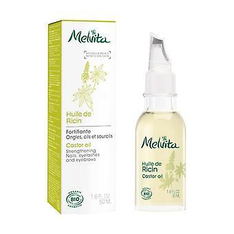 Organic castor oil 50 ml of oil