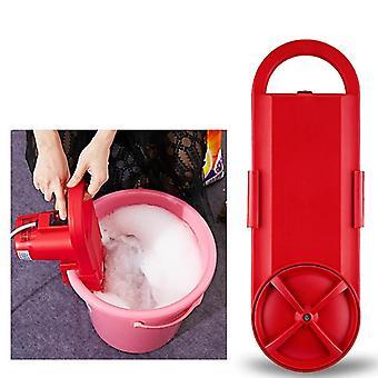 Mini bærbar vaskemaskine, elektrisk tøjvask rengøringsenhed