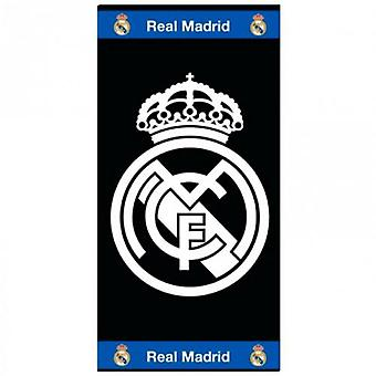 Real Madrid Jacquard Towel