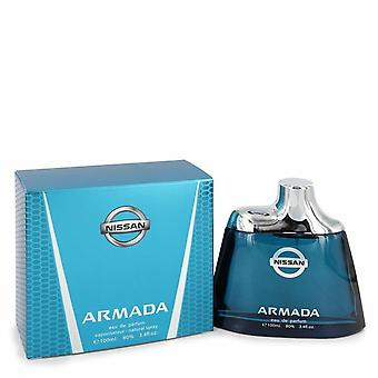Nissan Armada by Nissan Eau De Parfum Spray 3.4 oz / 100 ml (Men)