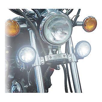 Universal Twin Spot Lights mit Halogenlampe H3-12V