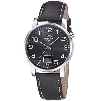 Mens Watch Master Time MTGA-10576-24L, Quartz, 41mm, 3ATM