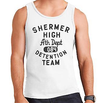 El Breakfast Club Shermer High Detention Team Men's Vest