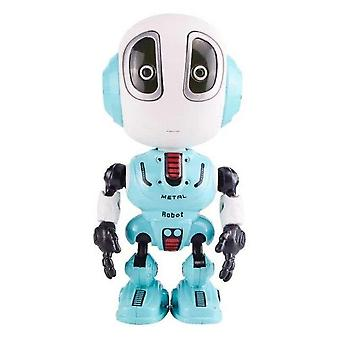 Smart Touch Sensing, Talking Robot With Head Touch-sensitive, Led Lights
