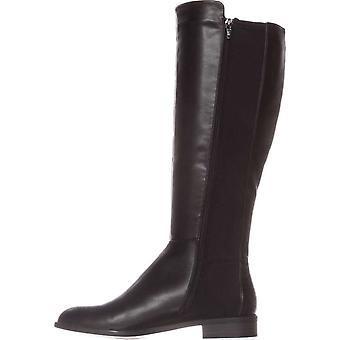 Alfani Womens pippaa Almond Toe Knee High Fashion Boots
