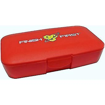 BSN Pillbox Red (Health & Beauty , Personal Care , Cosmetics , Cosmetic Sets)