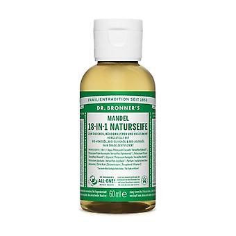 Liquid Almond Soap 60 ml