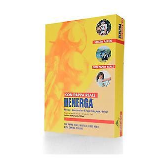 Henerga with royal jelly 10 vials of 10ml
