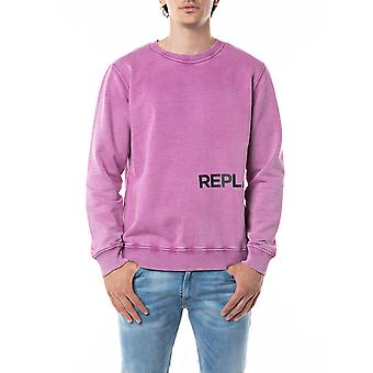 Replay Homme & s Sweatshirt Regular Fit