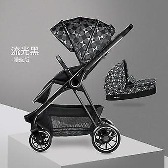 3 In 1  Two Way High Landscape Stroller