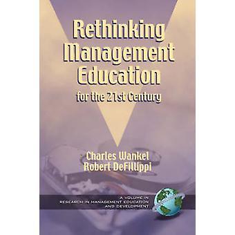 Charles Wanken 2000-luvun johtamiskoulutuksen uudelleenarviointi