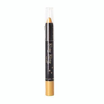 Zvýrazňovač Očné tiene Ceruzka, Vodotesný, Trblietavý matný, Pigmentová kozmetika