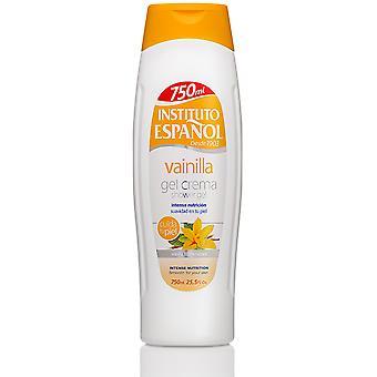 Instituto Español Vanilla Shower Gel 750 ml