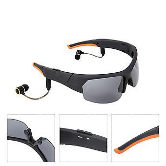 Mini Camera Glasses Accessori sportivi multifunzionali Bluetooth Mp3 Player