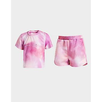 New Sonneti Girls' Micro Cortina T-Shirt/Shorts Set from JD Outlet Pink