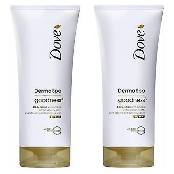 Dove DermaSpa Goodness³ BodyLotion