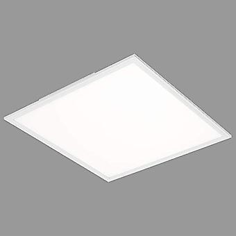 Briloner Leuchten 7192-016 - Ceiling LED Panel Square, 38 Watts, 4100 Lumens, Neutral White Light 4000 K