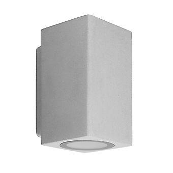 Forlight REM - Accesorio de pared arriba IP44 GU10 7W Cemento