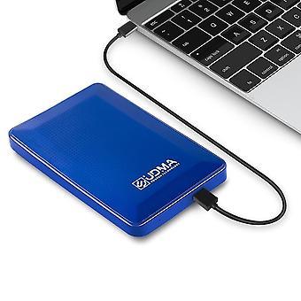 2,5-tommers ekstern harddiskstasjon 500 GB Disco Duro Dxterno 1tb Hdd