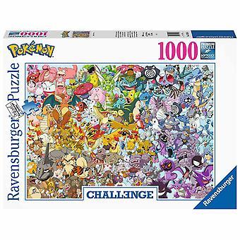Pokémon, Palapelit - Ensimmäinen sukupolvi - 1000 kappaletta
