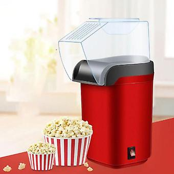 Easy Carry Electric Hot Air Popcorn Maker Machine, Cinema Home Gastronomic