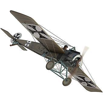 Fokker E.III (Manfred von Richthofen Kasta 8 1916) Diecast Modellerar flygplan