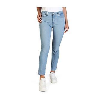 Levis - Clothing - Jeans - 712-18884-0190-L30 - Women - lightskyblue - 29
