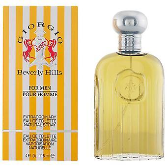 Men's Perfume Giorgio EDT (118 ml)