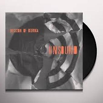 Burmas uppdrag – Unsound Vinyl