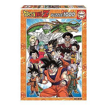 Puzzle Educa Dragon Ball (1000 pcs)