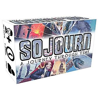 Sojourn: A Journey Through Time Card Game