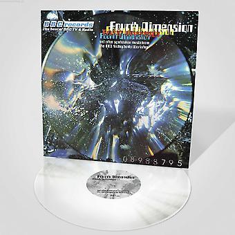 BBC Radiophonic Workshop - Fourth Dimension White Vinyl
