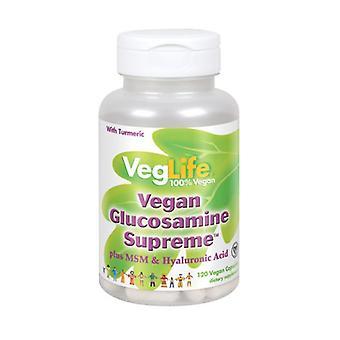 VegLife Glucosamine Supreme, 60 Veg Caps