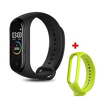 Smart Band Fitness Tracker, Urheilu rannekoru, Pedometri syke, Veri