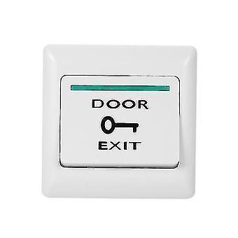 ドア出口ボタンリリース電子ドアロック用プッシュスイッチ