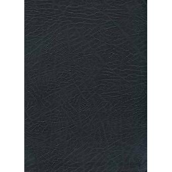 NKJV The MacArthur Study Bible Large Print Bonded Leather Black Thumb Indexed  Holy Bible New King James Version by Thomas Nelson