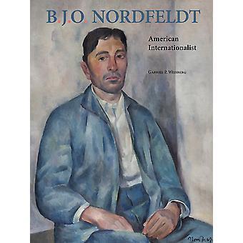 B J O Nordfeldt Amerikaans Internationalist