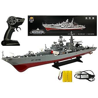 RC-båd destroyer - R/C 1: 275 skala